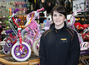 Image of Annie Smith - Retail Graduate