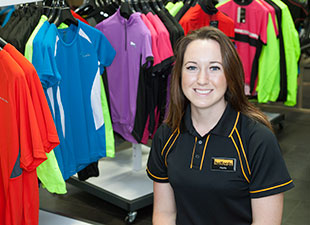 Image of Hayley Smith - Retail Graduate