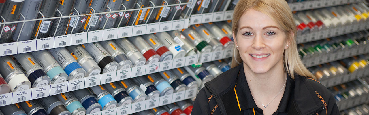 Image of Lucianne Hare - Retail Graduate